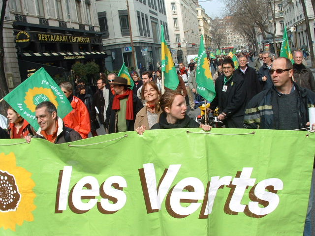 victoire verts elections